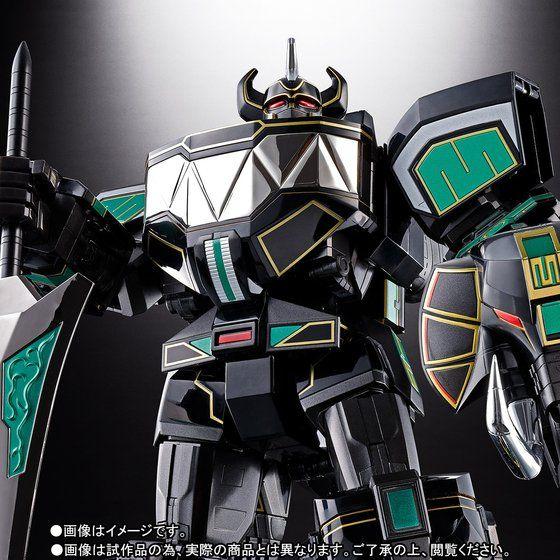 【先着販売】超合金魂 GX-72B 大獣神(ブラックバージョン)