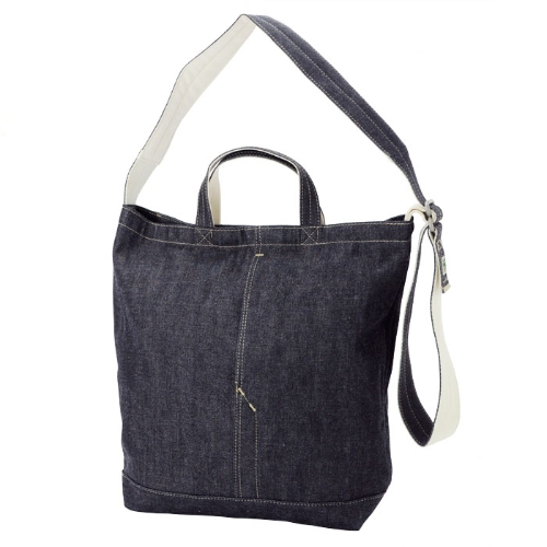 PORTER / PORTER SANFORIZED DENIM / SHOULDER TOTE BAG