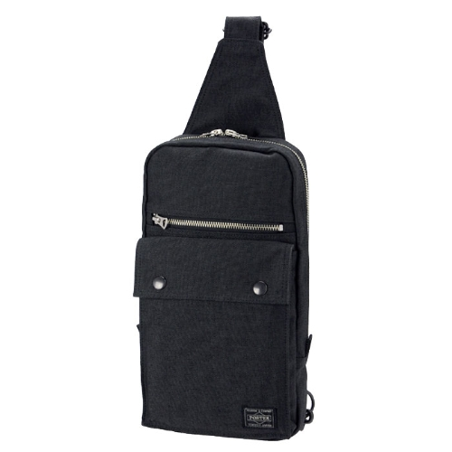 PORTER / PORTER SMOKY / SLING SHOULDER BAG