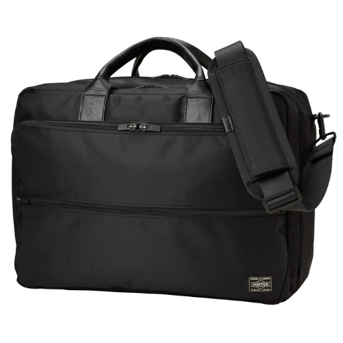 PORTER / PORTER TIME / 2WAY OVERNIGHT BRIEFCASE(S)