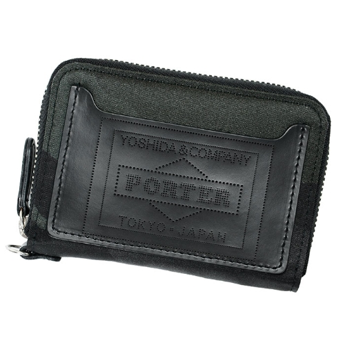 PORTER / CAMOUFLAGE WALLET / KEY CASE