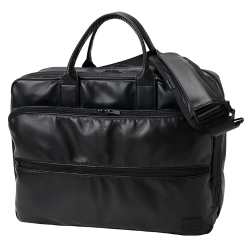 PORTER / PORTER TIME BLACK / 2WAY BRIEFCASE