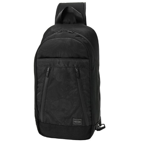 PORTER / PORTER DARK FOREST / SLING SHOULDER BAG
