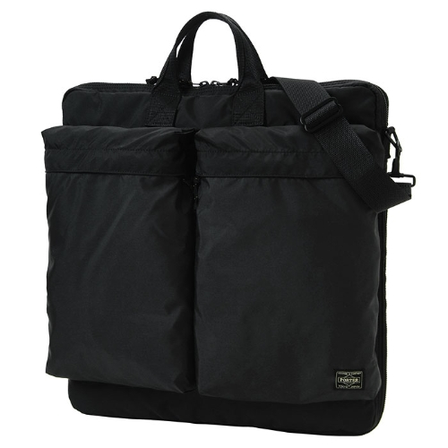 PORTER / PORTER FORCE / 2WAY HELMET BAG(S)