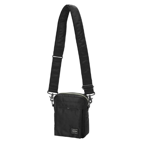 PORTER / PX TANKER / VERTICAL SHOULDER BAG