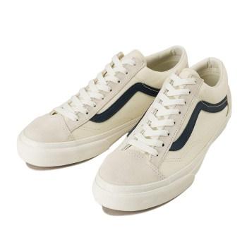 【VANS】 ヴァンズ Style 36 スタイル36 17SP VN0A3DZ3KE6 Marshmallow/BLU
