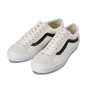 【VANS】 Style 36 ヴァンズ スタイル36 VN0A3DZ3QKP 17FA (SUEDE)MAR/BLK