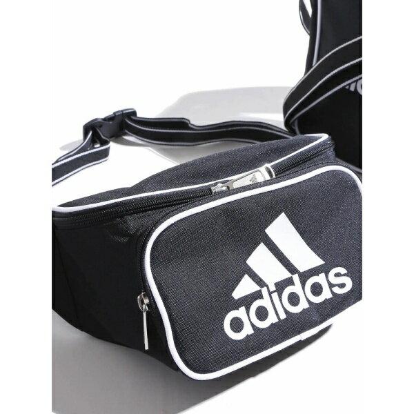 adidas|パイピングウエストバッグ【別注】/ウィゴー(メンズ)(WEGO)