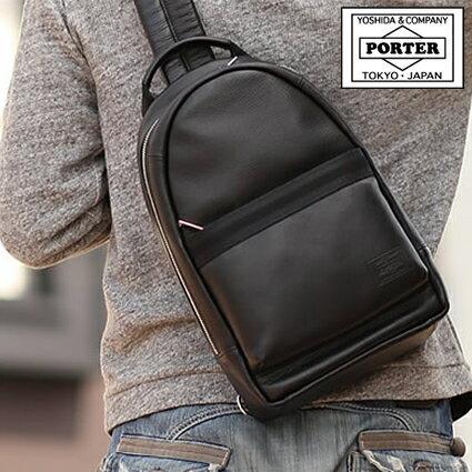 ポーター 吉田カバン porter ワンショルダーバッグ ボディーバッグ ディライト ワンショルダー 牛革 ポーター DELIGHT 145-03288 WS