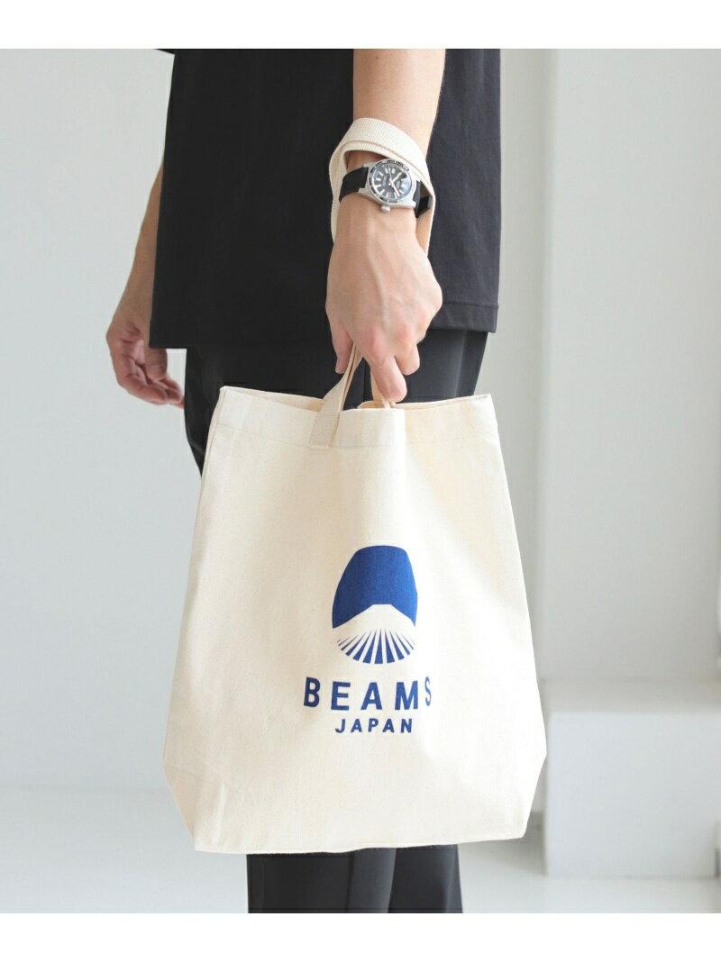 [Rakuten Fashion]evergreen works ×BEAMS JAPAN / 別注 ビームス ジャパン ロゴ トートバッグ BEAMS JAPAN ビームス...
