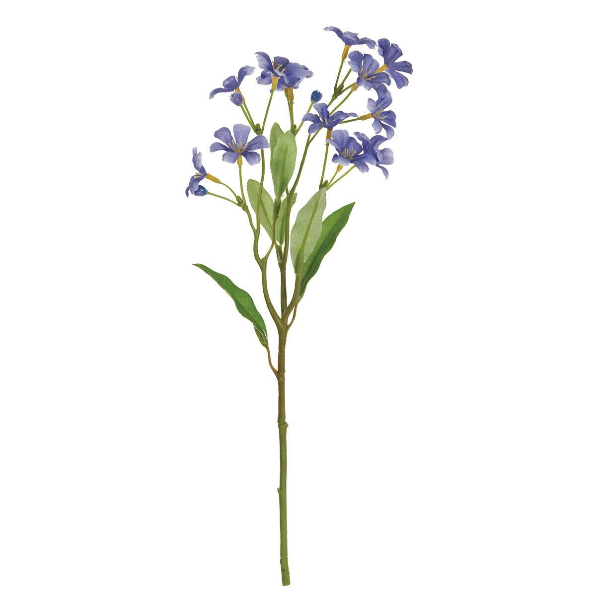 【造花】MAGIQ(東京堂)/ハニーフラワー #5 ブルー/FM002069-005【01】【取寄】