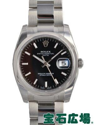 ロレックス ROLEX パーペチュアル デイト 115200【新品】 メンズ 腕時計 送料無料