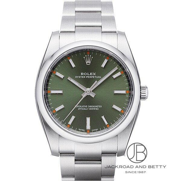 ロレックス ROLEX オイスター パーペチュアル 114200 新品 時計 メンズ