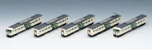 [鉄道模型]トミックス 【再生産】(Nゲージ) 98304 JR 185-0系特急電車(踊り子・強化型スカート)基本セットB (5両)