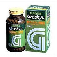 【クロレラ工業】グロスキュー整腸薬 540錠【乳酸菌】【整腸薬】【チクゴ株クロレラ】