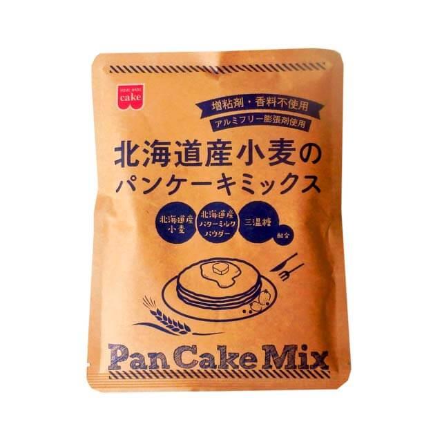 《共立食品》北海道産小麦のパンケーキミックス【200g】