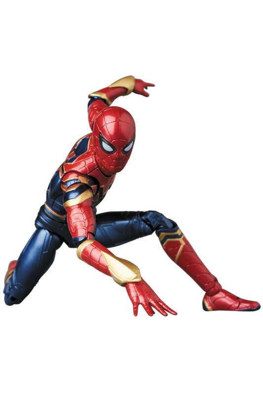 MAFEX IRON SPIDER