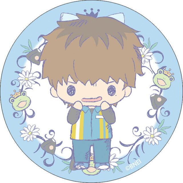 【鷹城恭二】アイドルマスター SideM Design produced by Sanrio カンバッジ ユニット別Ver. Vol.1