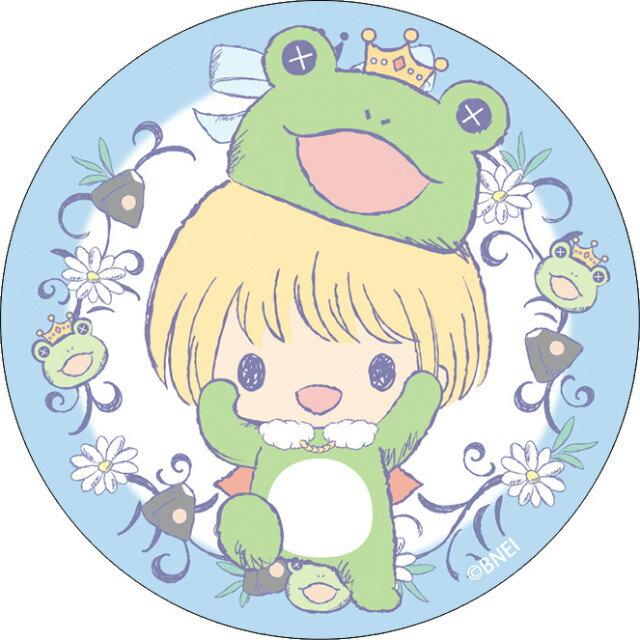 【ピエール】アイドルマスター SideM Design produced by Sanrio カンバッジ ユニット別Ver. Vol.1