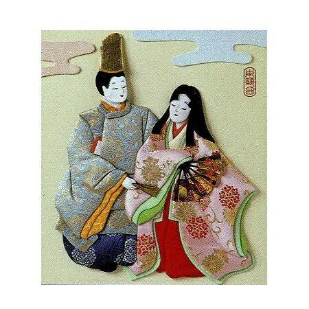 東芸押し絵キット K8859「春のあけぼの」 押絵キット