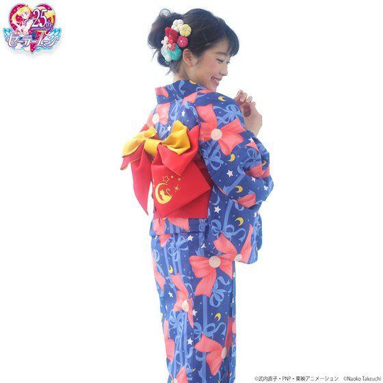 美少女戦士セーラームーン 浴衣セット セーラームーン(全6種)【2019年5月お届け】