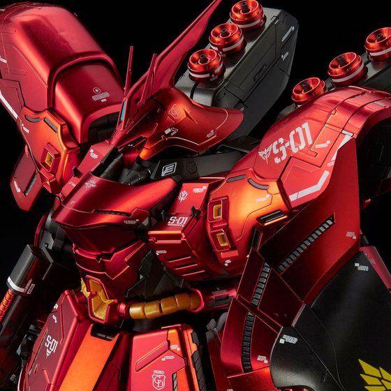 MG 1/100 ガンダムベース限定 サザビーVer.Ka[スペシャルコーティング]【通常配送】