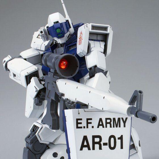 MG 1/100 ジム・スナイパーII(ホワイト・ディンゴ隊仕様)【再販】
