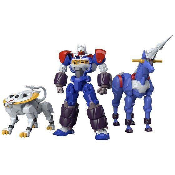 スーパーミニプラ GEAR戦士電童 電童&データウェポンセット