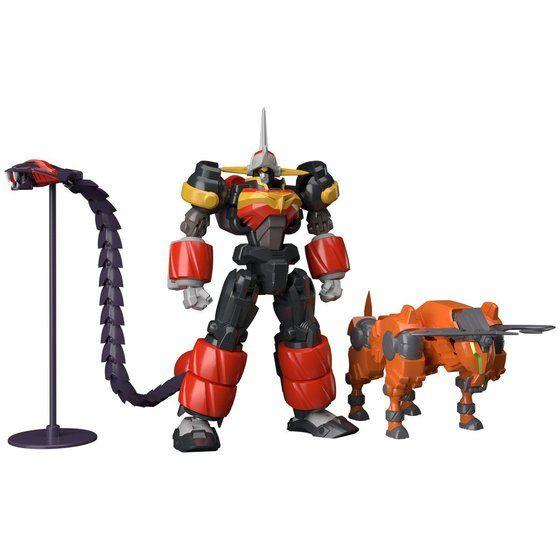 スーパーミニプラ GEAR戦士電童 騎士凰牙&データウェポンセット
