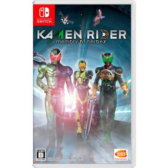 Nintendo Switch KAMENRIDER memory of heroez【PB限定特典付き】