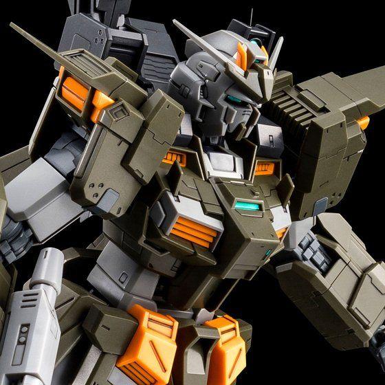 MG 1/100 ガンダムストームブリンガー F.A.(フェイタル・アッシュ)/ジム・タービュレンス【4次:2021年5月発送】