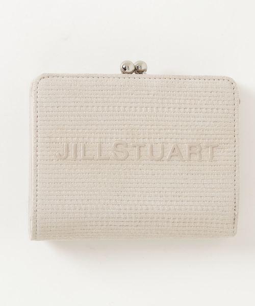 JILLSTUART(ジルスチュアート) (0B)ブリリアント 2つ折り口金 がま口財布