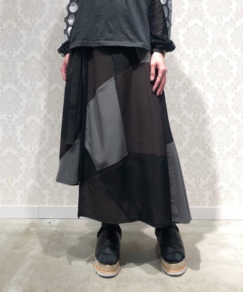 ステンドグラスカットミックス ステンドグラススカート