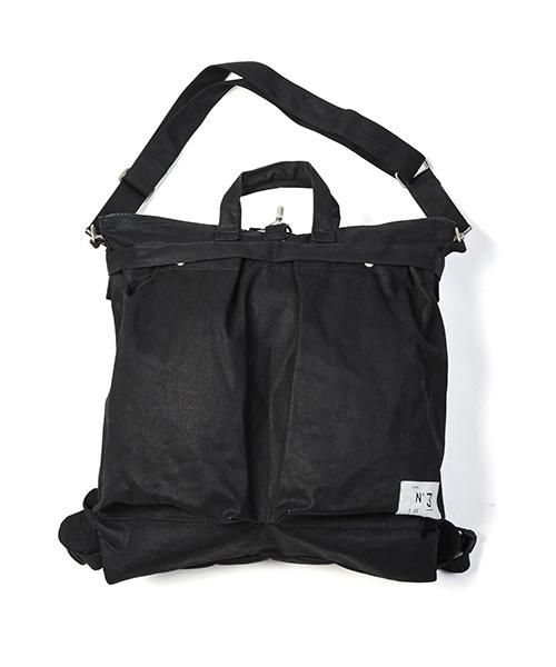 NO.3 HELMET BAG / ナンバースリー ヘルメットバッグ