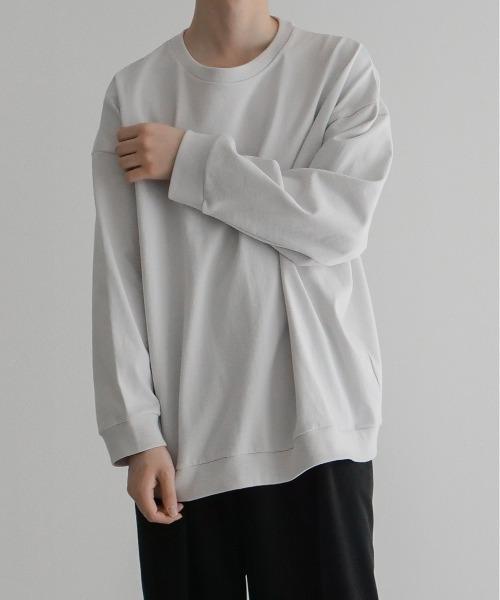 loose long sleeve Tee/ルーズロングスリーブT