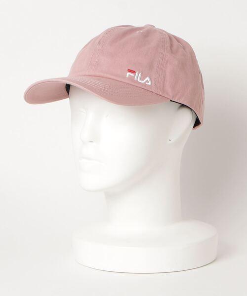 【FILA】FLW SMALL LOGO CAP
