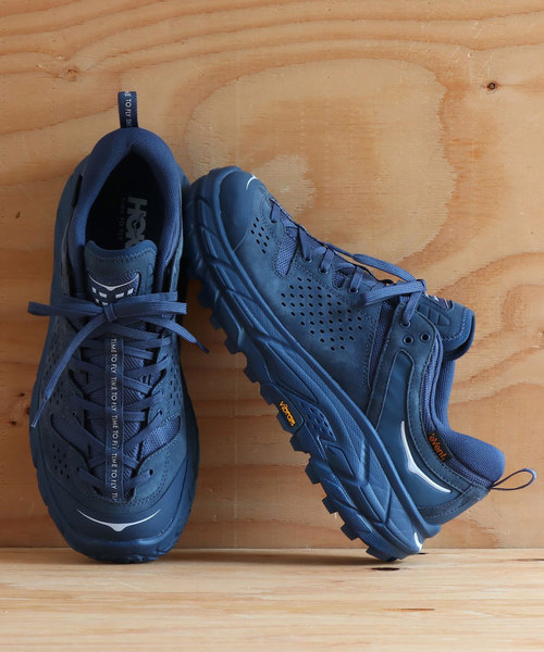 HOKA ONEONE TOR ULTRA LOW WP JP (Dark Denim)