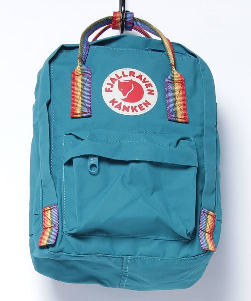 Kanken Rainbow Mini Japan Special edition color (FJALLRAVEN/フェールラーベン)