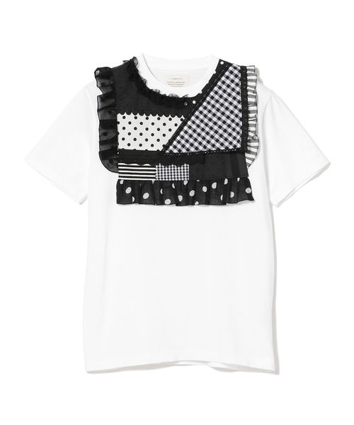 TORI-TO × BEAMS BOY / スウィング ショートスリーブ Tシャツ