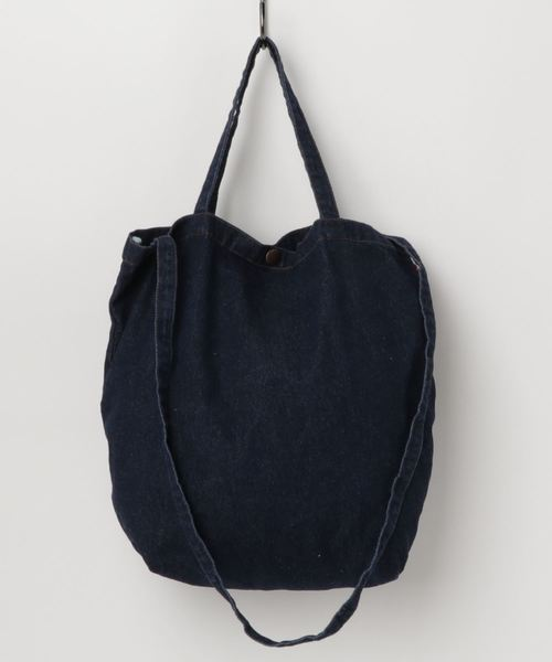 insect chrom/インセクトクローム/DENIM 2WAY TOTEBAG
