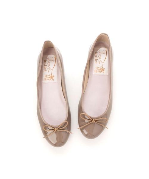 Launa lea ballet / ラウナレアバレエ (21.5cm~26cm) ラウンドトゥバレエパンプス (レイン対応) (32904178)