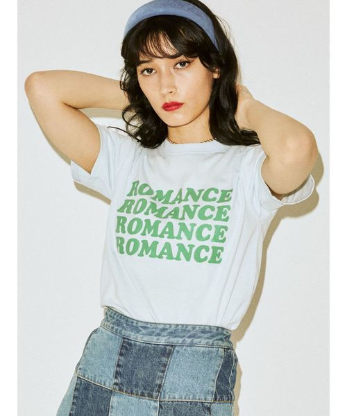 ROMANCE Tシャツ
