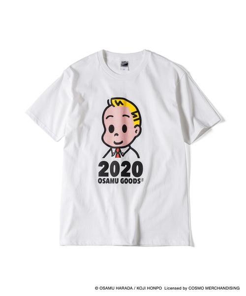【OSAMU GOODS×ZOZOTOWN】2020Tシャツ(ジャック)
