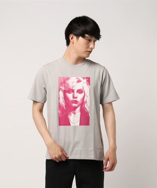 DEBBIE HARRY/ プリント Tシャツ