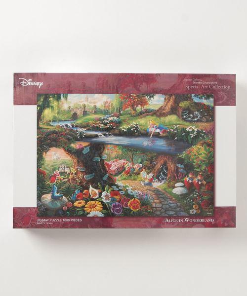 Disney Lifestyle Collection ディズニー キャンバス風ジグソーパズル 1000ピース