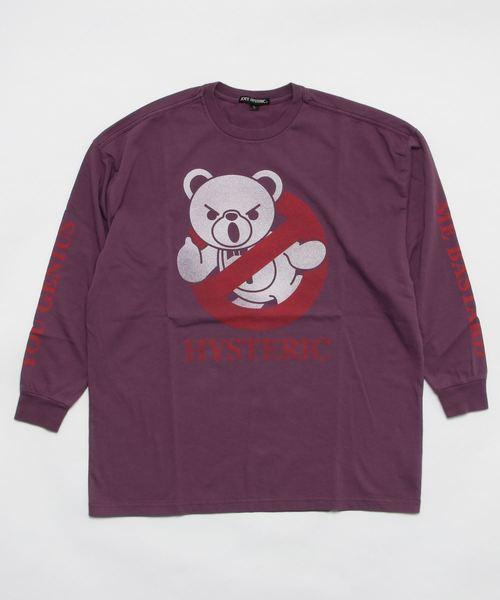 BEAR BASTERS pt ビッグ Tシャツ【L】