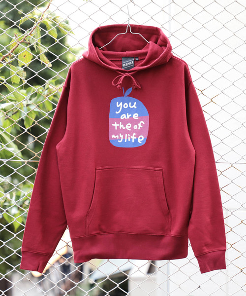 【SPECIAL PRICE】BEAMS T / Apple Hoodie