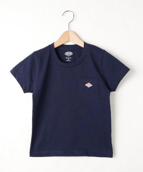 DANTON コットンTシャツ
