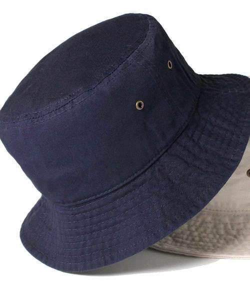 ニューハッタン バケットハット NEWHATTAN BUCKET HAT