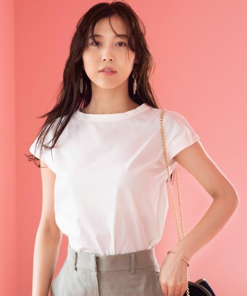 シルキーTシャツ